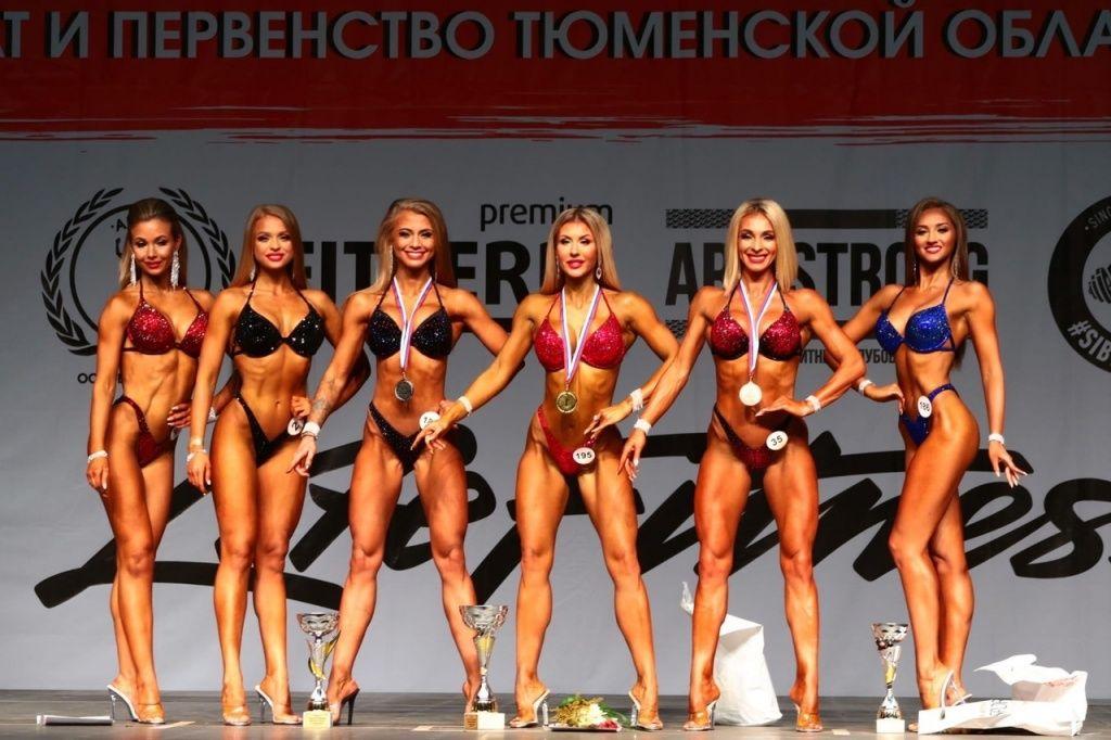 Фото: Федерация бодибилдинга Тюменской области